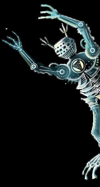 Too Many Zeros - Killer robot